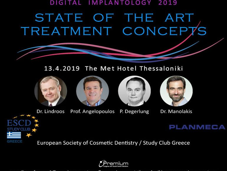 state of the art treatment concepts poster