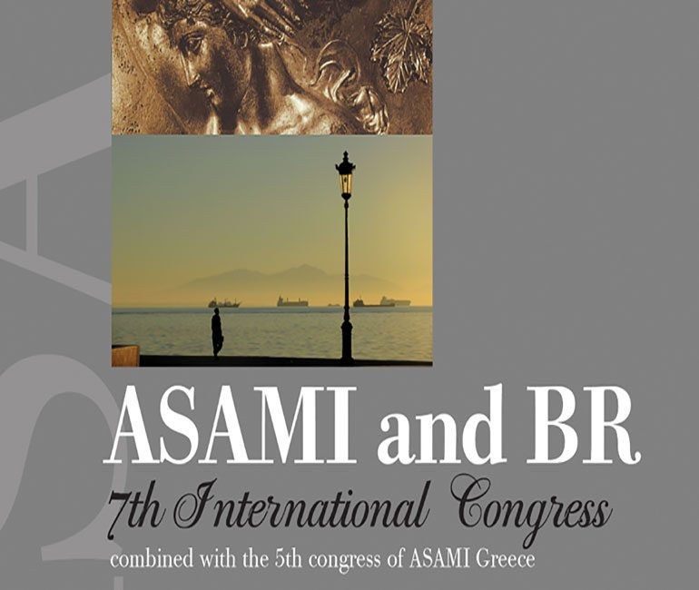 ASAMI and BR 7th International Congress poster