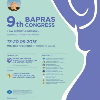 9th Bapras Congress poster