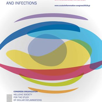 10th Panhellenic Congress of Ocular Inflammations and Infections poster