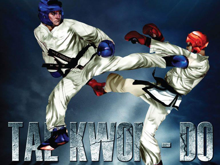 αφίσα, Διασυλλογικό Πρωτάθλημα Taekwon-Do
